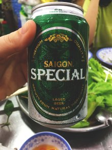 Saigon Special Beer