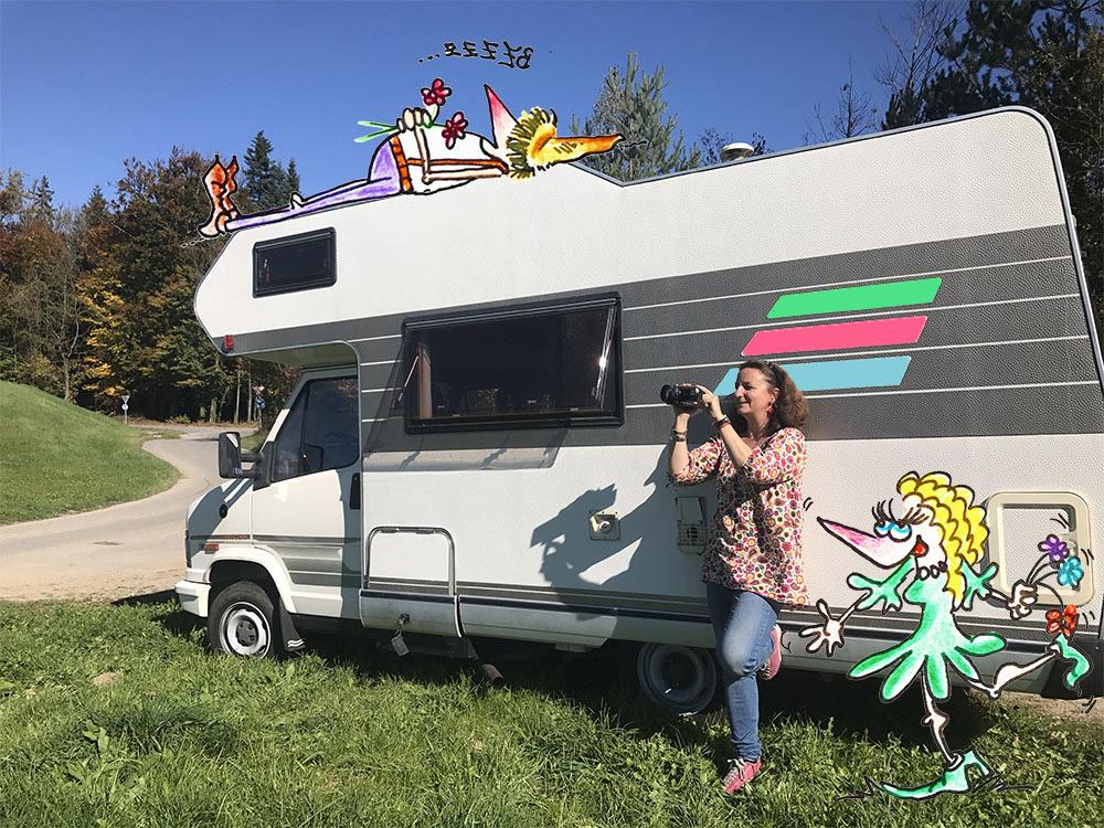 L'histoire de Begoodee, mon camping-car