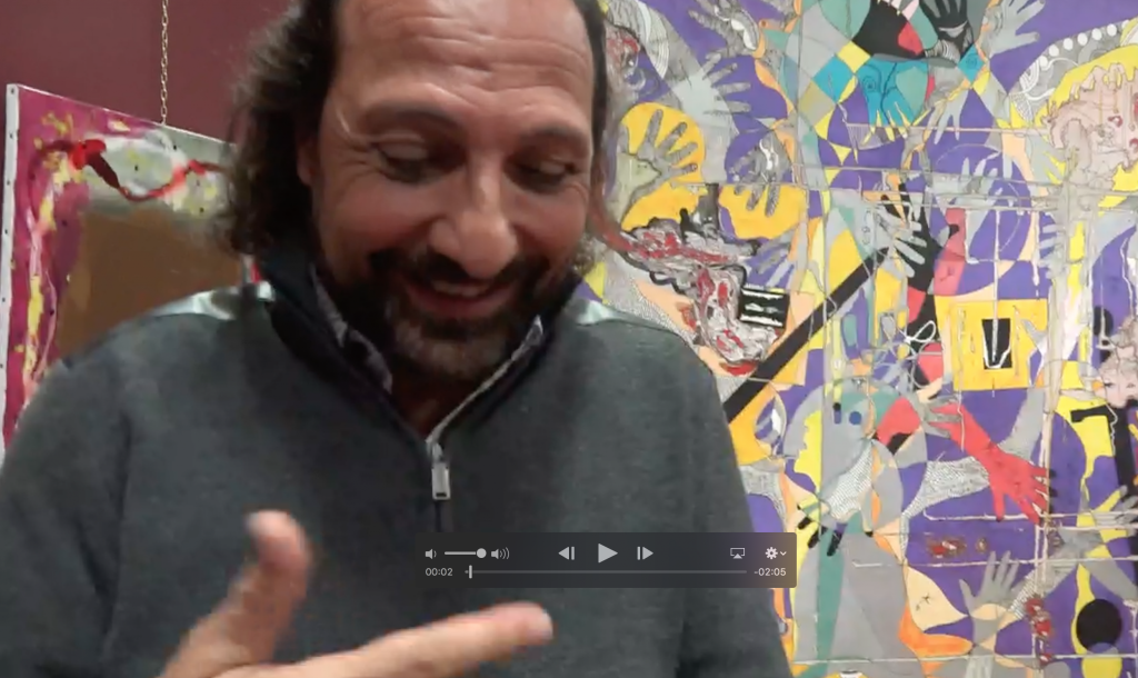 Exclusive! Joy, according to Nassim Haramein, physicist