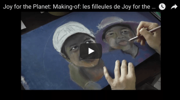 Making-of: les filleules de Joyfortheplanet, Tatawi & Tenzing (Birmanie)