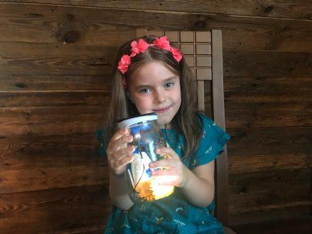 La petite Julia est notre 36ème Nominée de la  Joie!