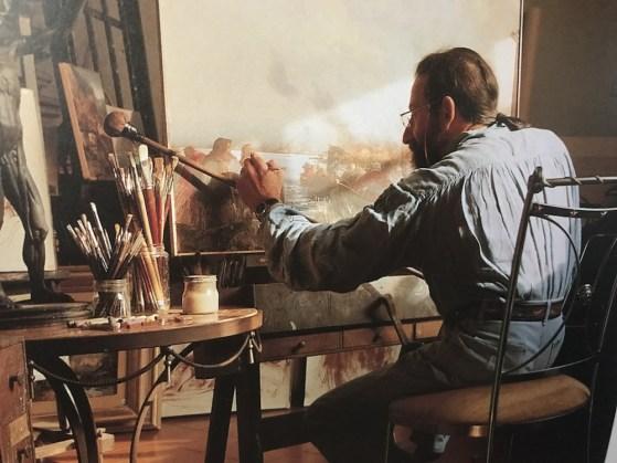 Retour dans le passé avec le grand maître de peinture Silvestro Pistolesi