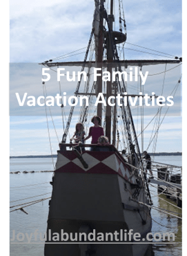 5 Fun Family Vacation Activities Your Kids Will Love