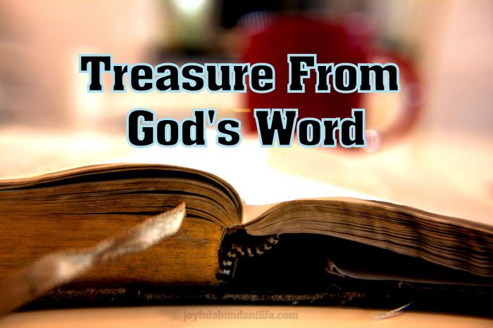 Treasure from God's Word
