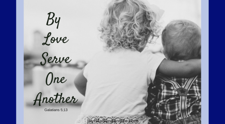 Serving God - Others or our own first?