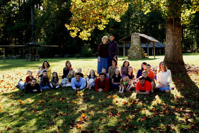 Lockhart Family 2014