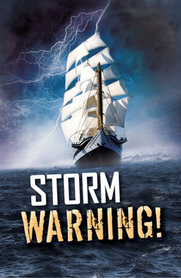 Are you ready for the ultimate storm?