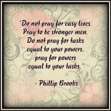 Prayer by Philip Brooks