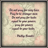 Prayer by Philip Brooks