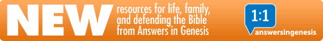 Answers in Genesis - Resources for life, family, and defending the Bible