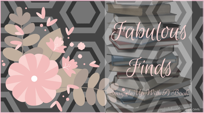 Snuggle Up With A Book – Fabulous Finds