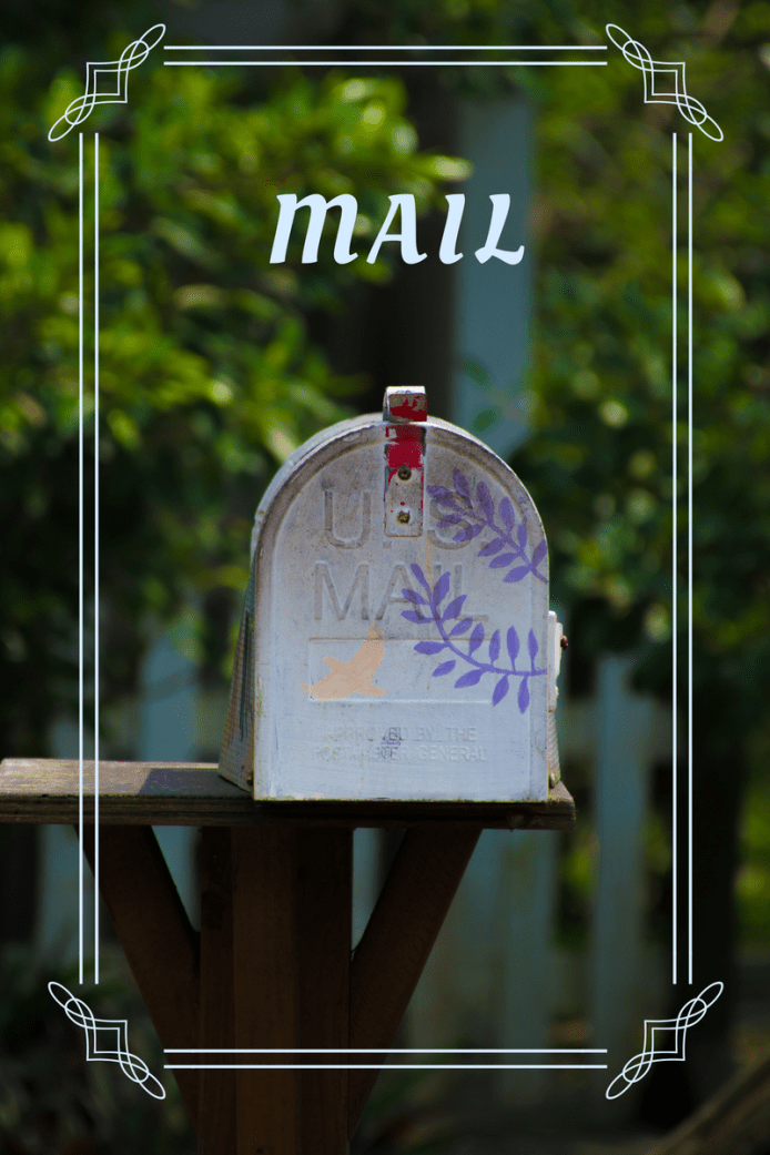 Mail - Who Doesn't Love Mail?