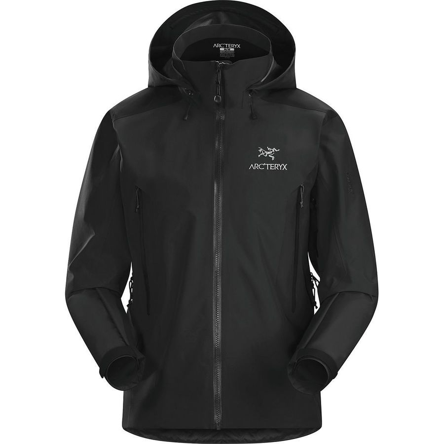Arc'teryx Beta AR hard shell ski jacket