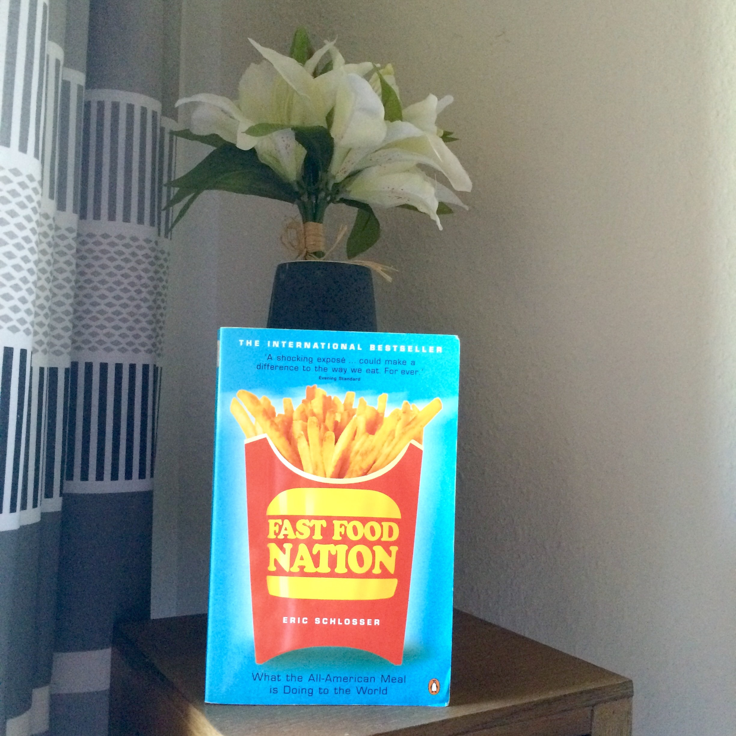 Book Review Fast Food Nation By Eric Schlosser Joyful