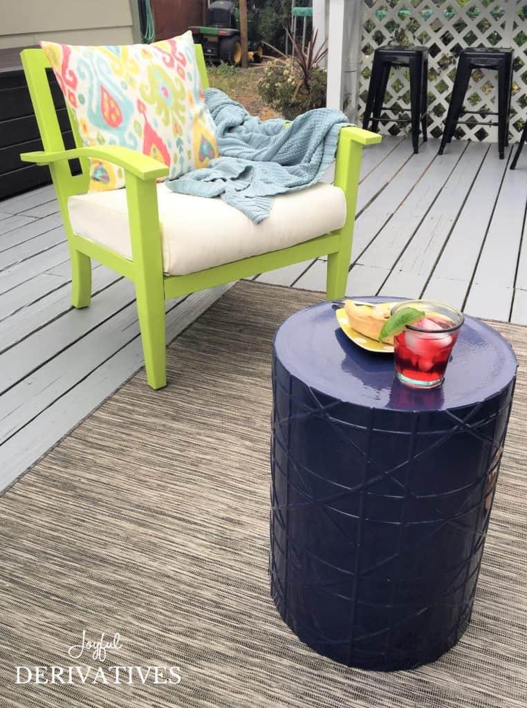 deck reveal