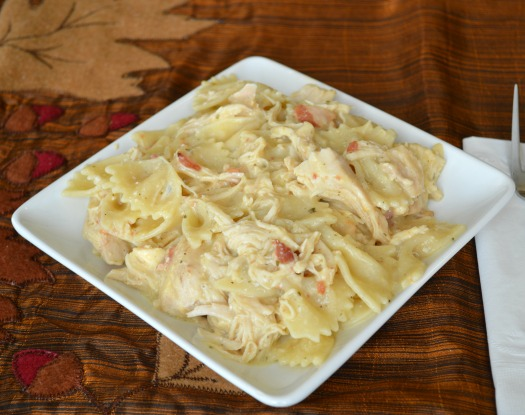 crockpot bacon and ranch chicken from joyfulhomemaking.com