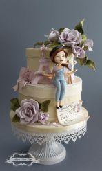 Paris Cake1