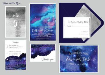 galaxia invitation