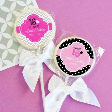 La dulce Chocolatina Quinceanera-Joyfullcelebrations.com