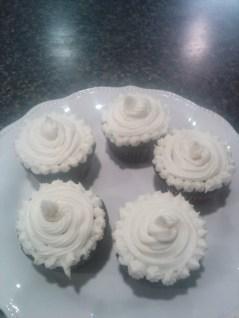 GF chocolatey cupcakes