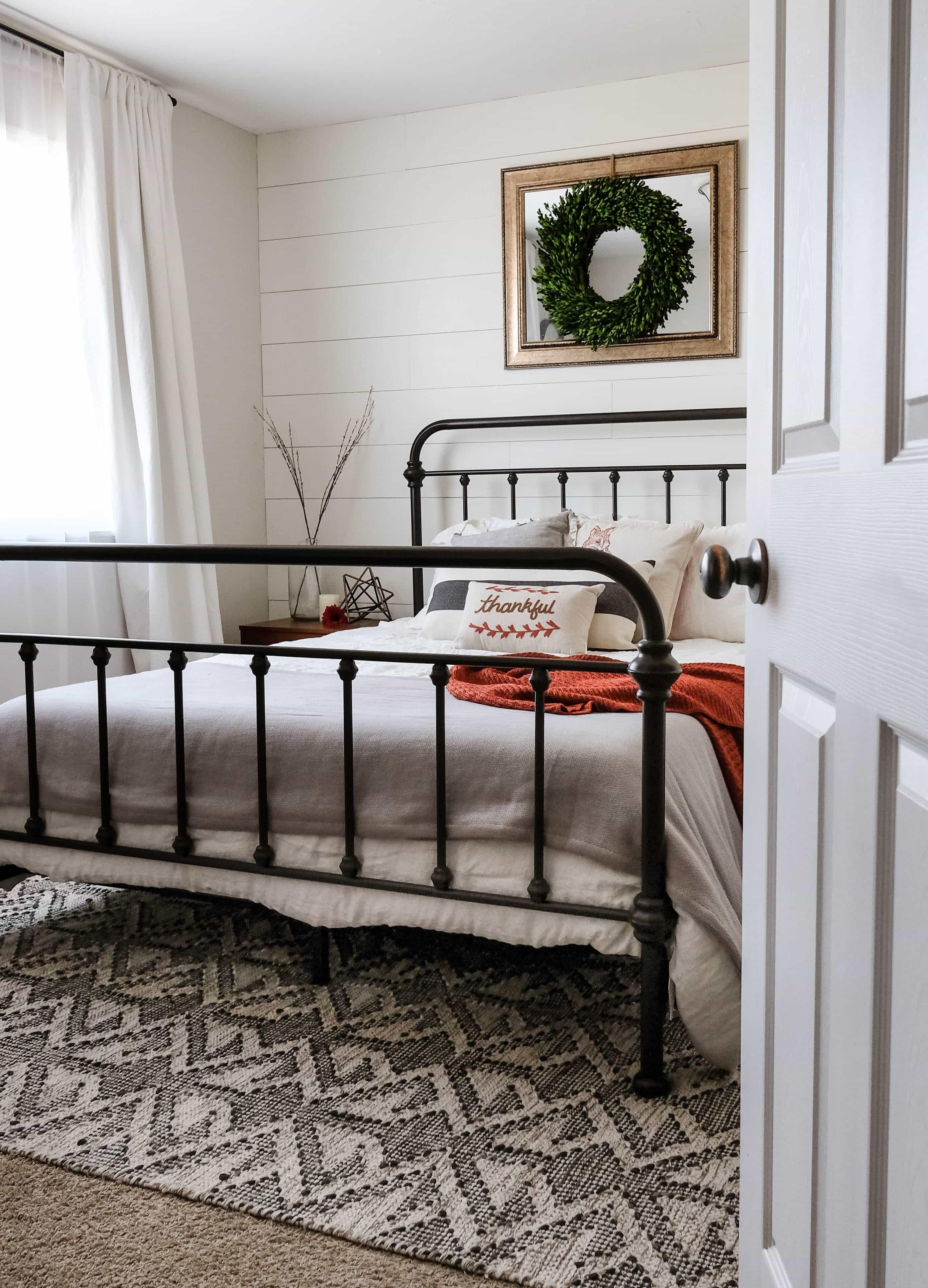 7 farmhouse bedroom decor ideas