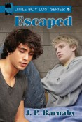 Review: Escaped by J.P. Barnaby