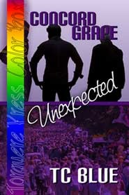 Review: Concord Grape: Unexpected by TC Blue