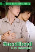Review: Sacrificed by J.P. Barnaby