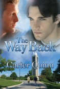 Review: The Way Back by Carter Quinn