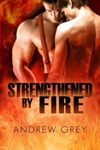 Review: Strengthened by Fire by Andrew Grey