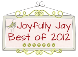 Crissy's Best of 2012