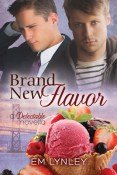Review: Brand New Flavor by E.M. Lynley
