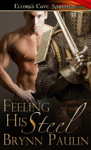 Review: Feeling His Steel by Brynn Paulin