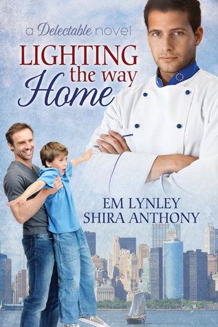 Review: Lighting the Way Home by EM Lynley and Shira Anthony