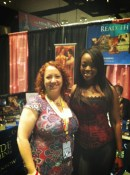 Me and Roxie Ray