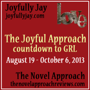 The Joyful Approach: Countdown to GRL 2013