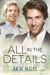 GRL Countdown Guest Post and Giveaway: AKM Miles