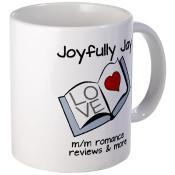 joyfully jay mug