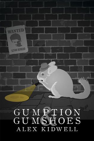 Review: Gumption & Gumshoes by Alex Kidwell