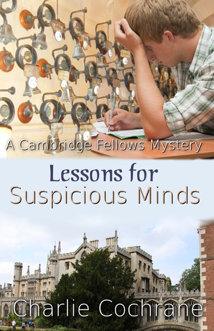Review: Lessons for Suspicious Minds by Charlie Cochrane