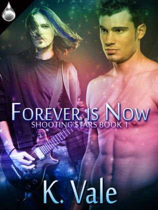 Excerpt and Giveaway: Forever is Now by Kimber Vale