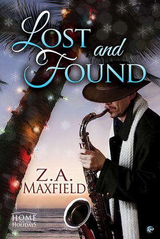 Review: Lost and Found by Z.A. Maxfield