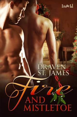 Review: Fire and Mistletoe by Draven St. James