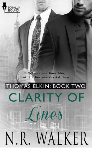 Review: Clarity of Lines by N.R. Walker