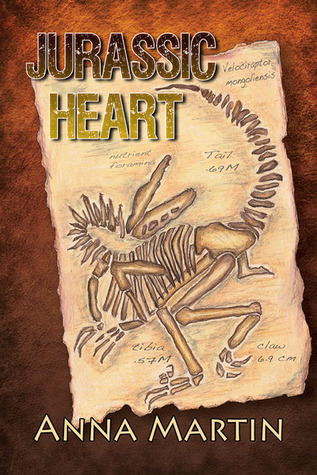 Review: Jurassic Heart by Anna Martin