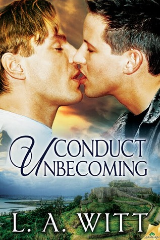 Review: Conduct Unbecoming by L.A. Witt