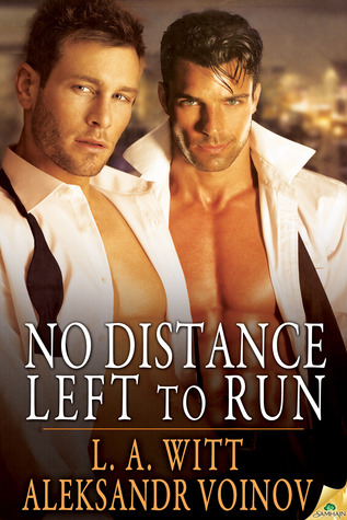 Review: No Distance Left to Run by L.A. Witt and Aleksandr Voinov