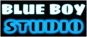 blue boy logo