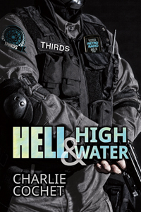Guest Post and Giveaway: Hell & High Water by Charlie Cochet