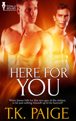 Review: Here For You By T.K. Paige
